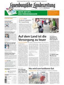Lauenburgische Landeszeitung - 22. September 2017
