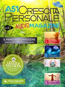 Area51 Crescita Personale Audiomagazine - gennaio 2019