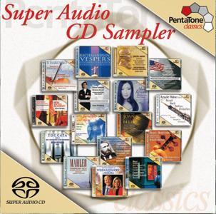 V.A. - Super Audio CD Sampler: PentaTone classics (2003) [SACD] PS3 ISO