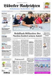 Lübecker Nachrichten Ostholstein Süd - 14. Juni 2019