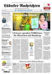 Lübecker Nachrichten – 25. Dezember 2019