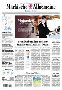 Märkische Allgemeine Prignitz Kurier - 10. Juli 2019