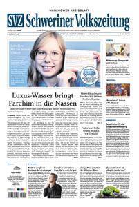 Schweriner Volkszeitung Hagenower Kreisblatt - 06. Dezember 2019