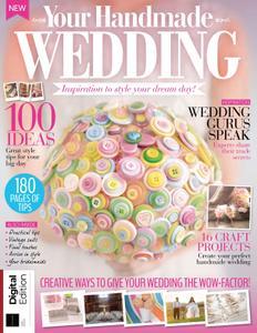Your Handmade Wedding – August 2021