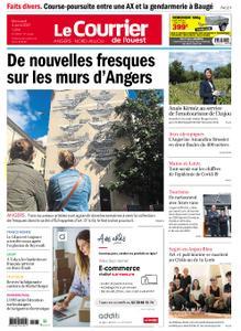 Le Courrier de l'Ouest Angers – 04 août 2021