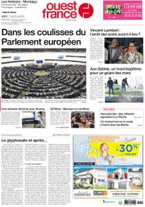 Ouest-France Les Herbiers - Montaigu – 20 mai 2019