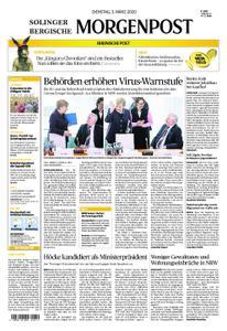 Solinger Morgenpost – 03. März 2020