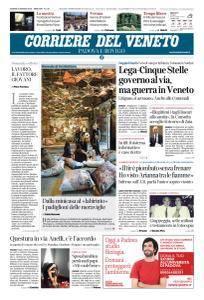 Corriere del Veneto Padova e Rovigo - 24 Maggio 2018