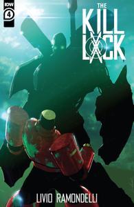 The Kill Lock 004 2020 digital Knight Ripper