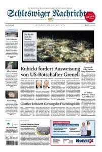 Schleswiger Nachrichten - 20. März 2019