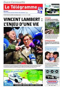 Le Télégramme Ouest Cornouaille – 21 mai 2019