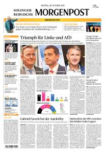Solinger Morgenpost – 28. Oktober 2019