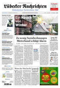 Lübecker Nachrichten Ostholstein Süd - 09. Dezember 2017