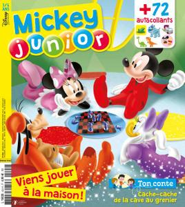 Mickey Junior - Janvier 2021