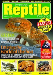 Practical Reptile Keeping – December 2018