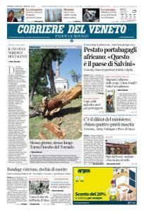 Corriere del Veneto Padova e Rovigo - 10 Luglio 2018
