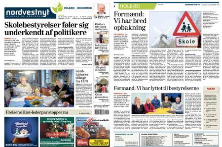 Nordvestnyt Holbæk Odsherred – 22. december 2018