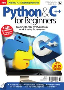 Python & C++ Guides – August 2019