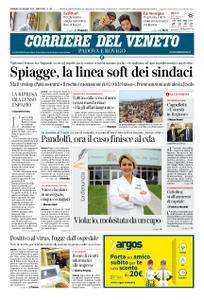Corriere del Veneto Padova e Rovigo – 28 giugno 2020