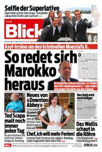Blick – 19. September 2019