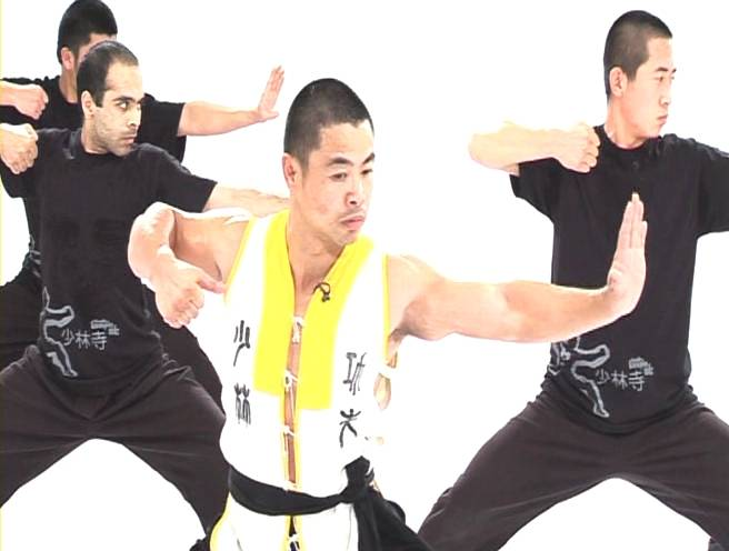 Shaolin Workout - Shaolin Warrior Vol:2 DVD-RIP