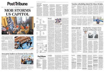 Post-Tribune – January 07, 2021