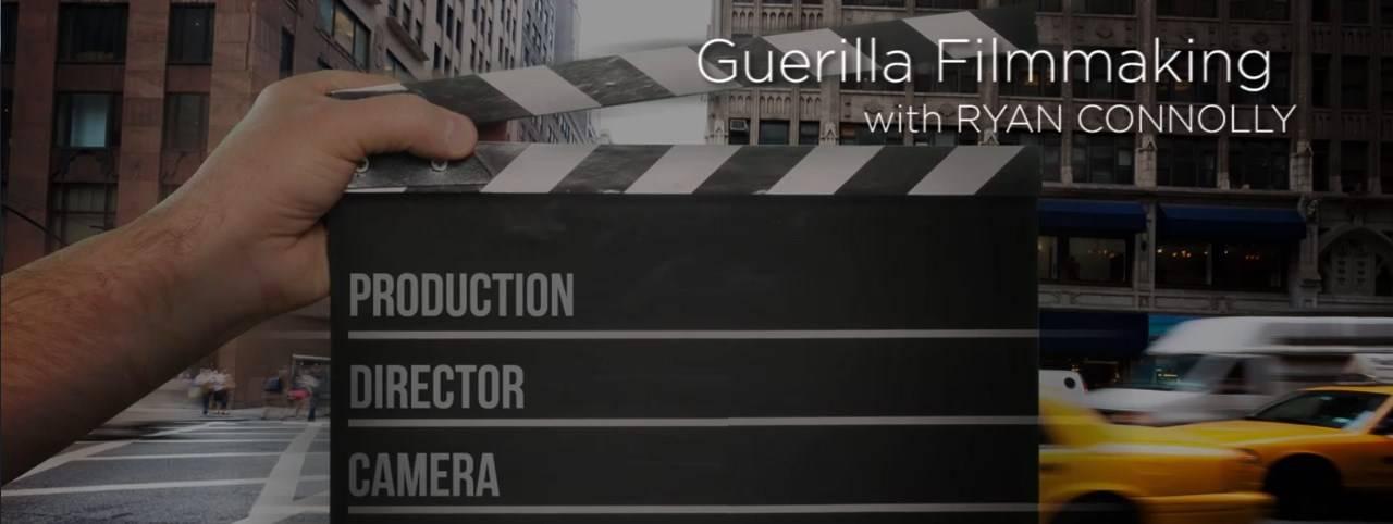 CreativeLive - Guerrilla Filmmaking (Repost)