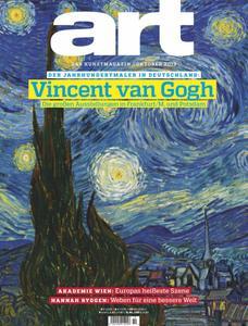 Art Magazin - Oktober 2019