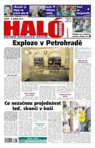 Haló noviny - 4. dubna 2017