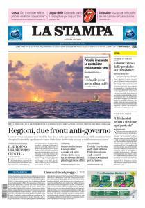 La Stampa Imperia e Sanremo - 21 Aprile 2020