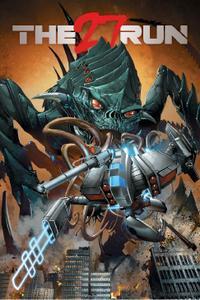 A Wave Blue World-The 27 Run 2020 Hybrid Comic eBook