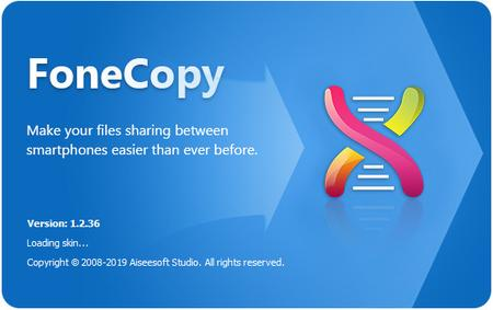 Aiseesoft FoneCopy 1.2.36 Multilingual