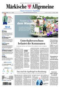 Märkische Allgemeine Neues Granseer Tageblatt - 15. Juli 2019