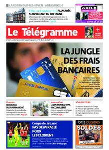 Le Télégramme Brest Abers Iroise – 20 janvier 2020