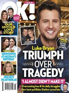 OK! Magazine USA - August 19, 2019