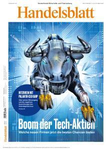 Handelsblatt - 2-4 Oktober 2020