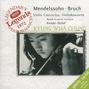 Kyung Wha Chung - Mendelssohn, Bruch: Violin Concertos (1999)
