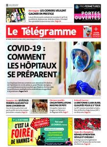 Le Télégramme Auray – 02 octobre 2020