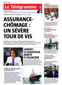 Le Télégramme Auray – 19 juin 2019