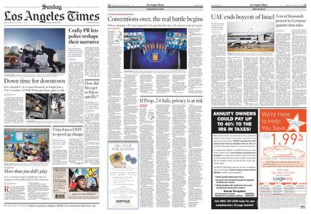 Los Angeles Times – August 30, 2020