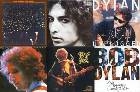 Bob Dylan: Live Albums Collection (1974 - 1995) Re-up