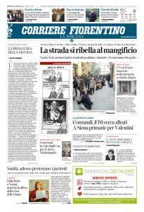 Corriere Fiorentino La Toscana - 25 Marzo 2018