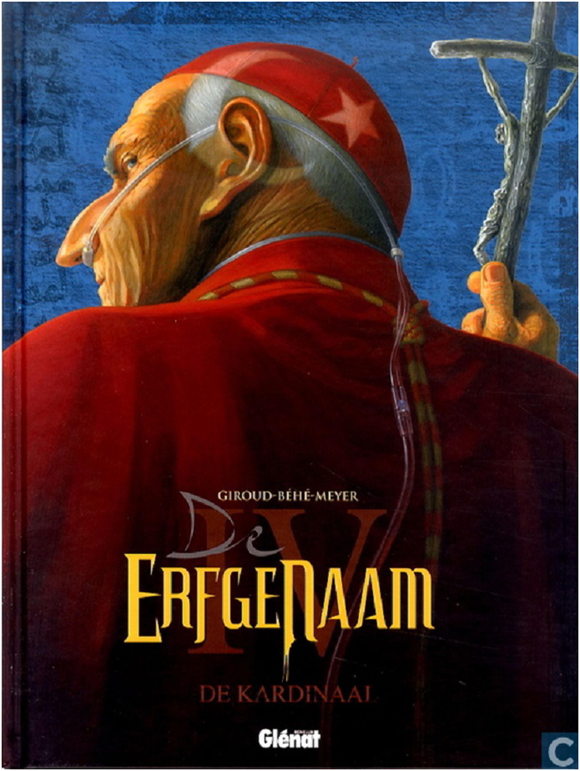 De Erfgenaam - 04 - De Kardinaal