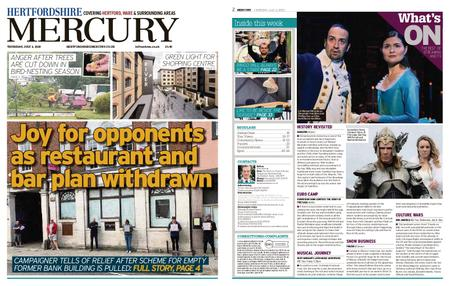 Hertfordshire Mercury – July 02, 2020