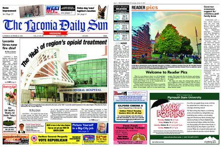 The Laconia Daily Sun – October 20, 2018