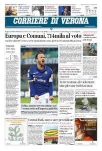 Corriere di Verona – 26 maggio 2019