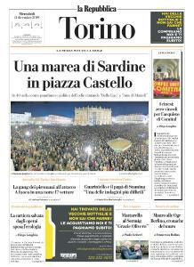 la Repubblica Torino - 11 Dicembre 2019