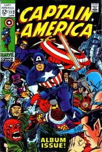Captain America 112 HD (Apr 1969) c2c