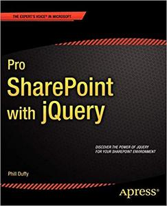 Pro SharePoint with jQuery (Repost)