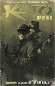 Dynamite-Kato Origins Vol 01 Way Of The Ninja 2020 Hybrid Comic eBook